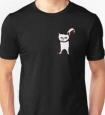 Scat, Cat! 6 small T-Shirt