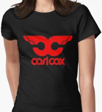 dj carl cox Womens Fitted T-Shirt