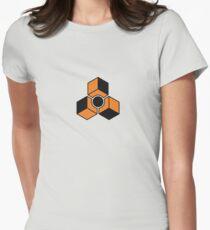 Reason Logo Women's Fitted T-Shirt