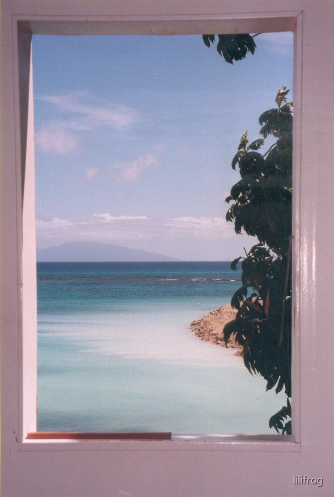 Marie Galante by windows by lilifrog