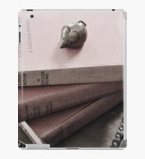 Novel Work iPad Case/Skin