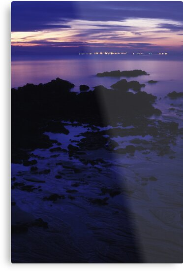 On the far horizon by Brent Matthews
