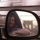 Lui Brooklyn Bridge by Michelle Mc Goff