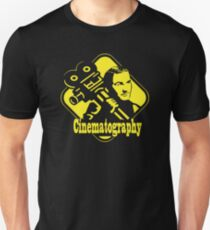 cinematography Unisex T-Shirt