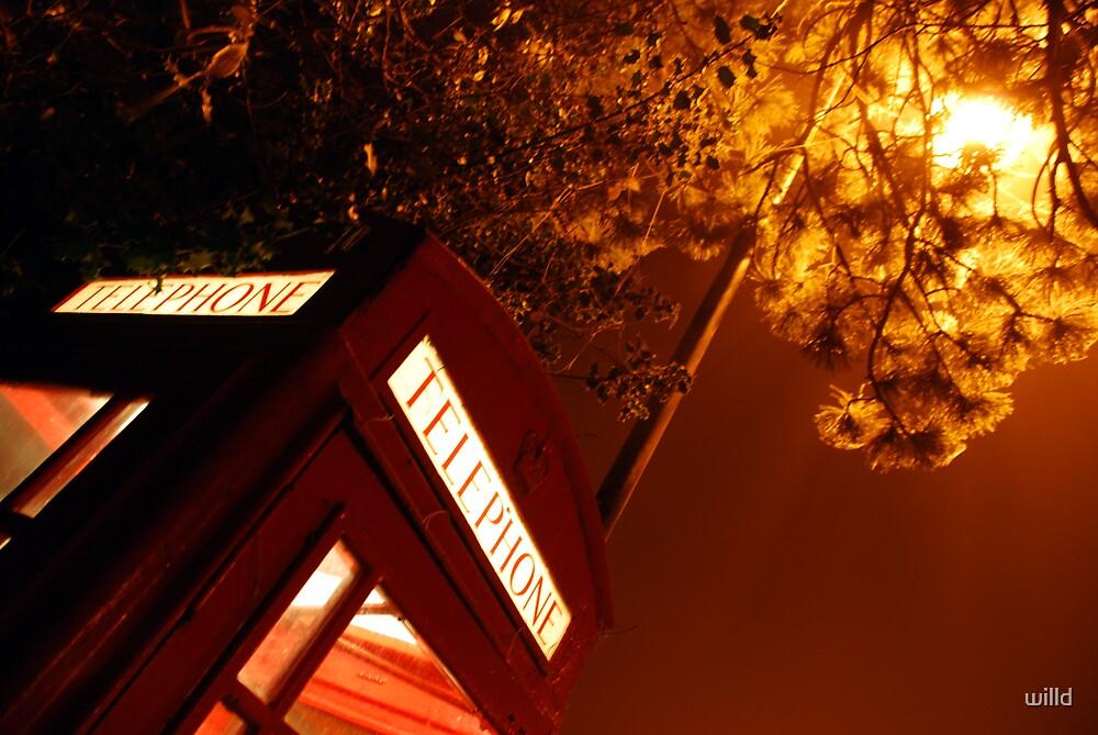 phone box by willd