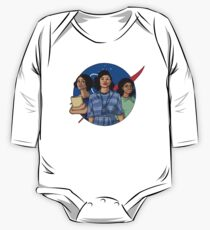 Hidden Figures One Piece - Long Sleeve