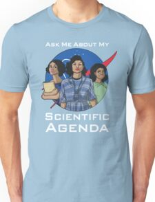 Hidden Figures Unisex T-Shirt
