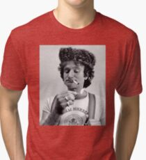 Russian Robin Tri-blend T-Shirt