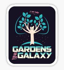 Gardens Of The Galaxy Sticker