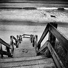 Beach 13 by Bruce  Watson