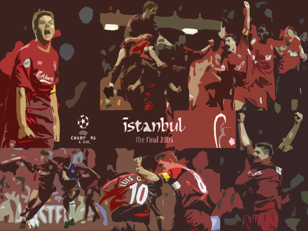 Heroics of Istanbul Collection: General Gerrard (Revision) by DanielMasters
