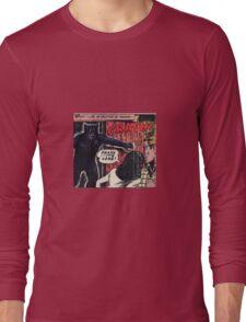 Eruption Of Terror Long Sleeve T-Shirt