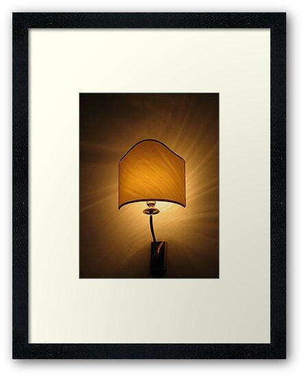 Lamp by RosemaryO
