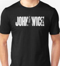 john - keanu reeves - wick T-Shirt