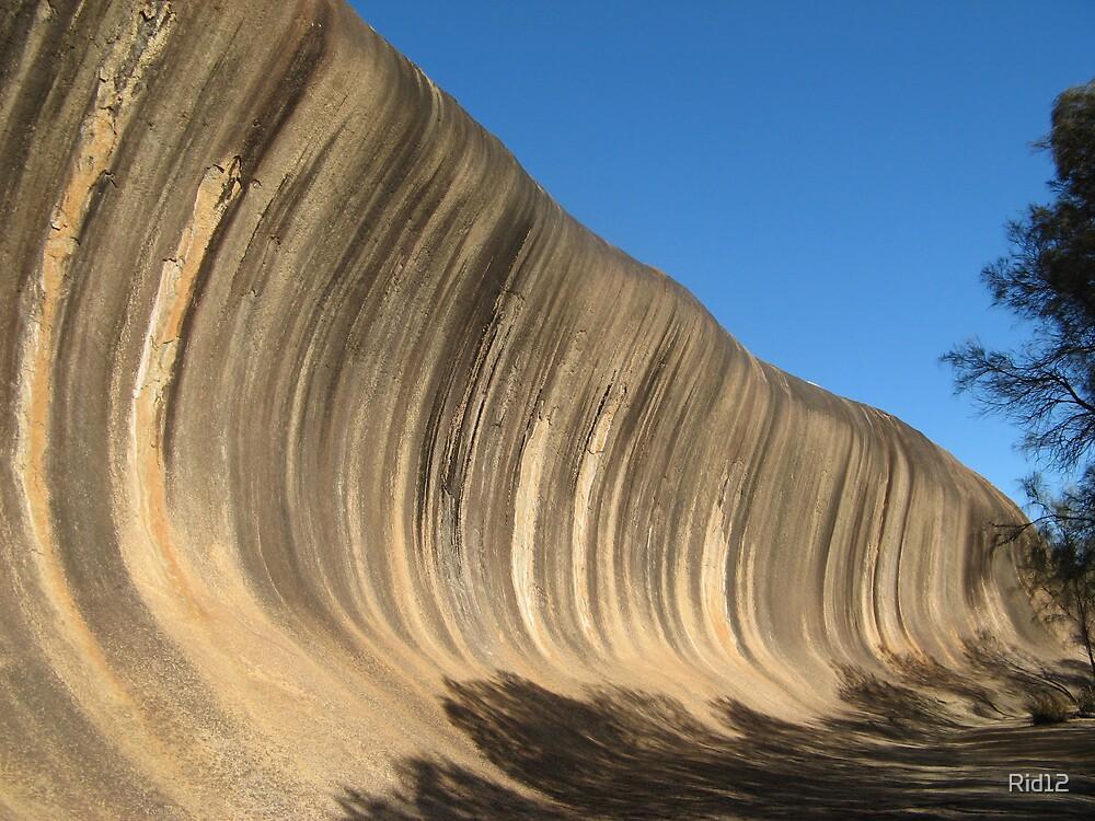 Wave Rock by Rid12