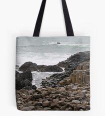 Giant's Causeway County Antrim Ireland Tote Bag