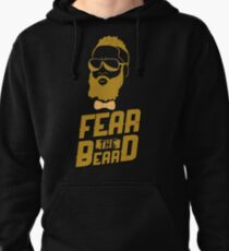 James Harden Fear the Beard Pullover Hoodie