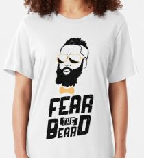 James Harden Fear the Beard Slim Fit T-Shirt