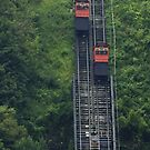 Pittsburgh Incline by thatstickerguy