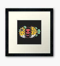 DOKU Framed Print