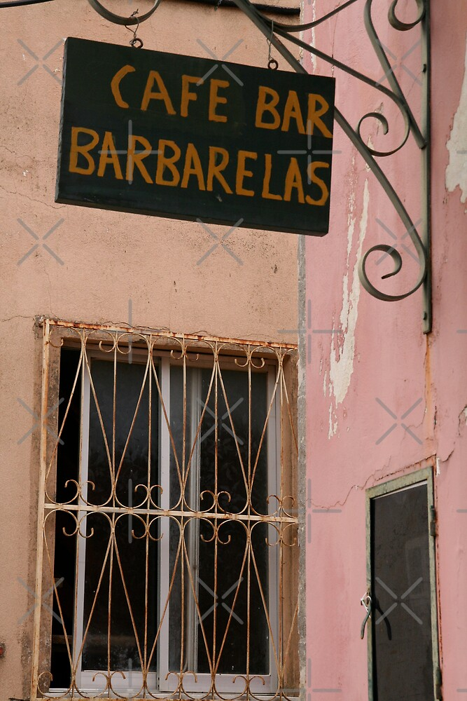 Barbarelas by Louise Green