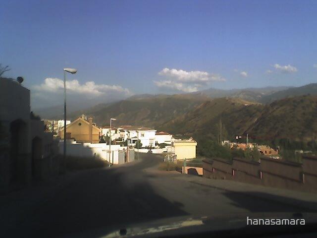 white village by hanasamara