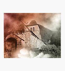 saint vincent flou Photographic Print