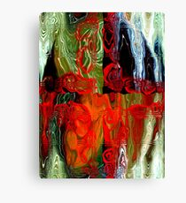 Rise To The Challenge - Life By The Spirit Canvas Print