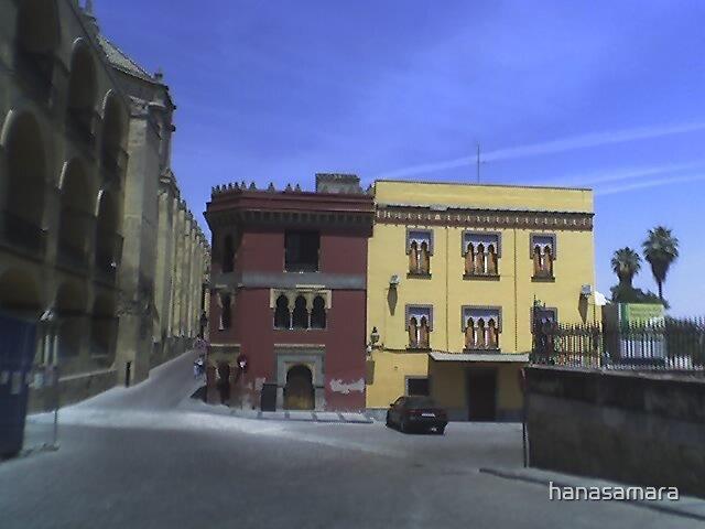 Colorfull city by hanasamara