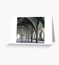 Cellarium Greeting Card
