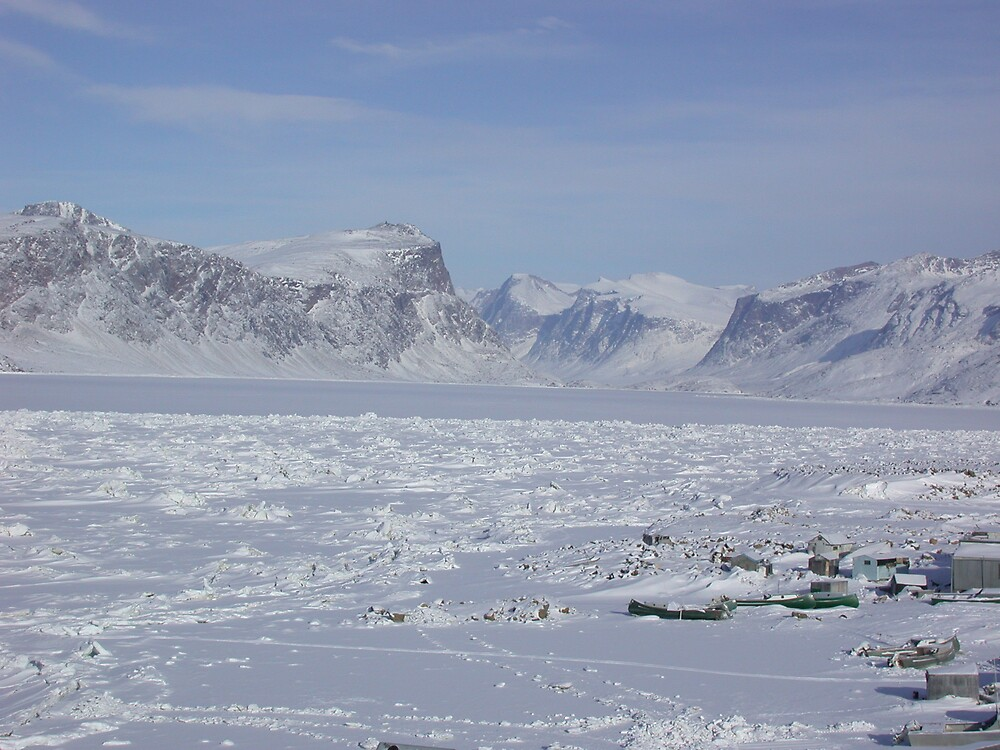 Pangnirtung by jeliel1