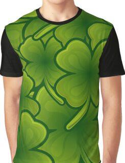 Four-leaf clover Graphic T-Shirt