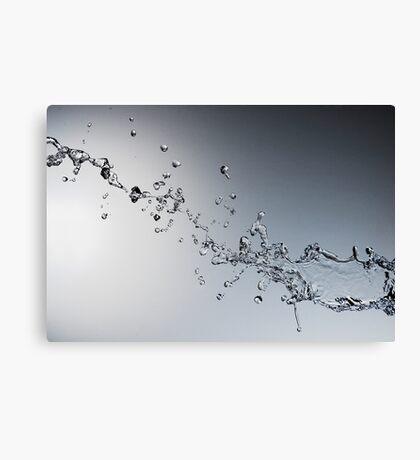 Splash 2 Canvas Print