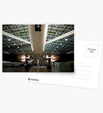 Silent Thrust Postcards