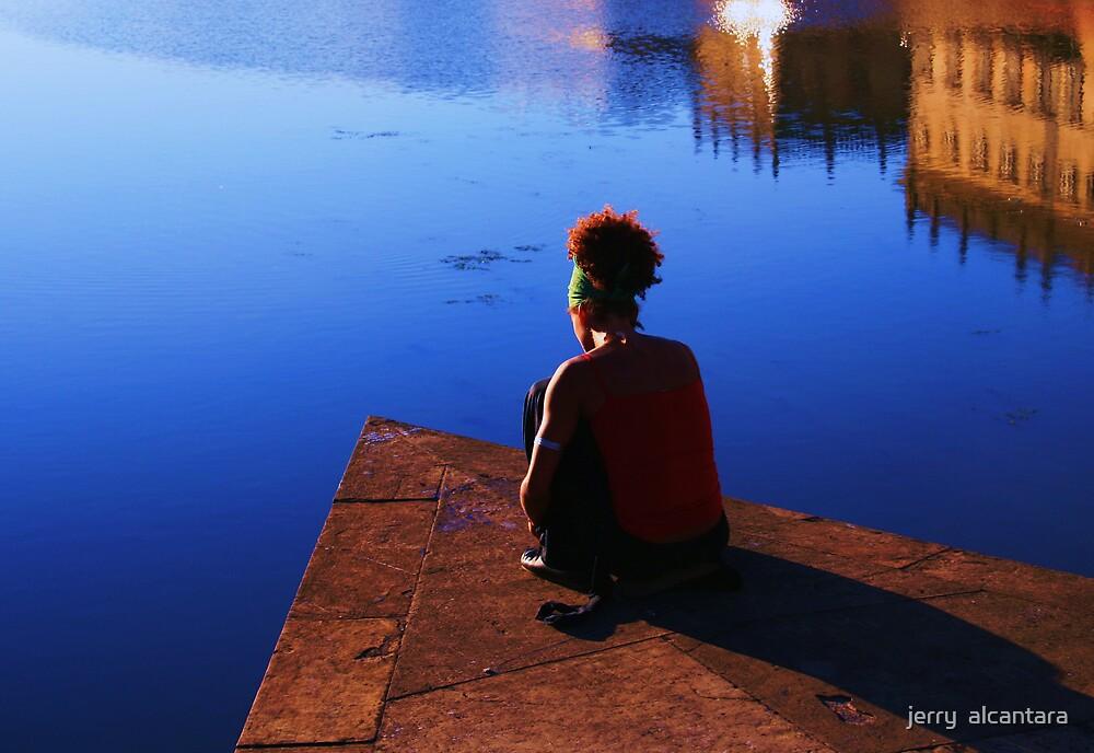 lonely by jerry  alcantara