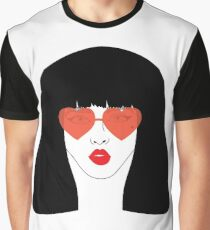 Love Goggles Graphic T-Shirt