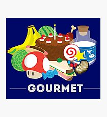Gourmet Photographic Print