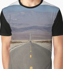 Road to Death Valley Graphic T-Shirt