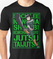 Rock Lee  Unisex T-Shirt