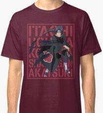 Itachi Uchiha Classic T-Shirt