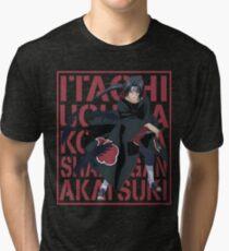 Itachi Uchiha Tri-blend T-Shirt
