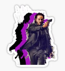 Jon Wick Sticker