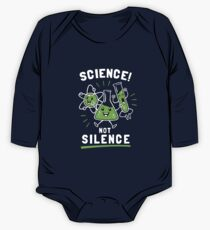 Science Not Silence One Piece - Long Sleeve