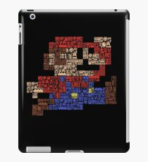 The Making of a Hero iPad Case/Skin