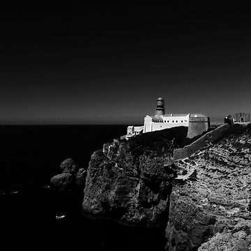 Sagres Lighthouse by walks