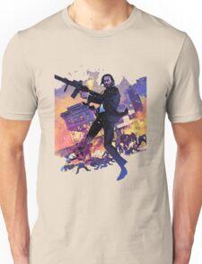 John Wick he is back Unisex T-Shirt