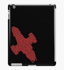 firefly theme iPad Case/Skin