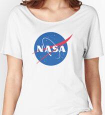 nasa meatball Women's Relaxed Fit T-Shirt