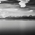 Lake Ohau, New Zealand. by VanOostrum