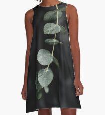 Night garden vine A-Line Dress